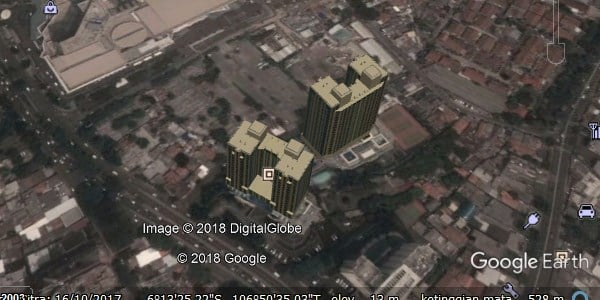 CARA MEMBUAT GOOGLE MAPS MODE 3D