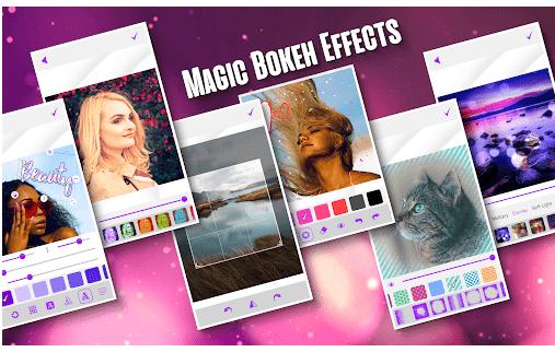 Aplikasi Bokeh Video Full HD