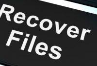 Cara Mengembalikan File Yang Terhapus Di Smartphone