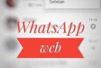 WhatsApp web (WA WEB)