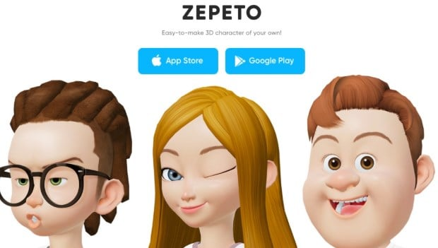Download Aplikasi Zepetto Dan Cara Pakainya