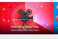 Aplikasi Edit Video Youtuber
