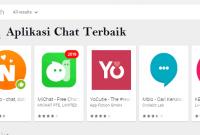Aplikasi Chat Terbaik