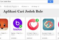 Aplikasi Cari Jodoh Bule