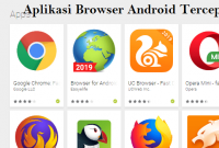 Aplikasi Browser Tercepat