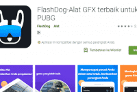 FlashDog-Best GFX Tool For PUBG