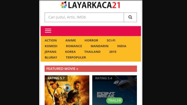 Cara Download film di Layar Kaca 21