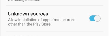 Cara Instal Aplikasi Android dari luar Google Playstore