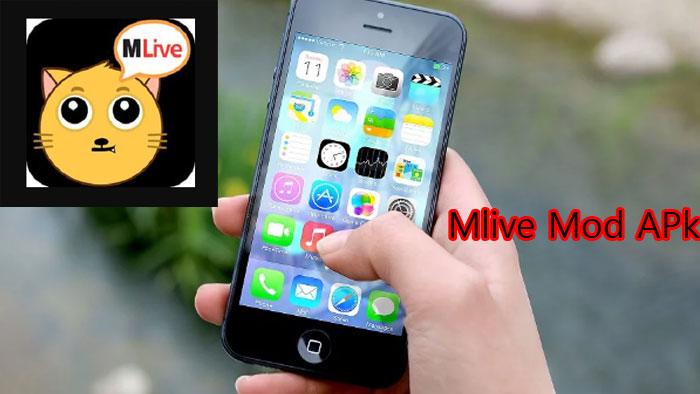 Download Mlive MOD APK Unlock Room Terbaru 2020