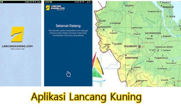 Aplikasi lancang kuning