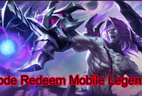 Kode Redeem Mobile Legends ML September 2020