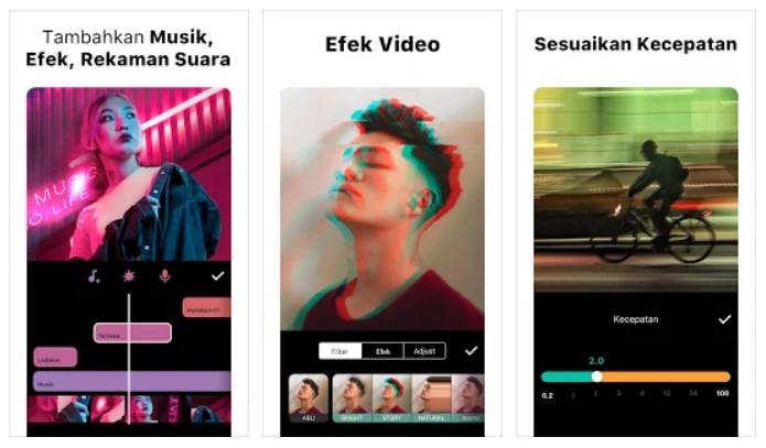 Aplikasi Vivavideo - Video Editor & Video Maker