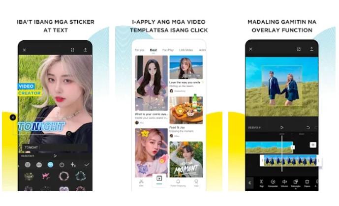 Aplikasi Free Video Editor