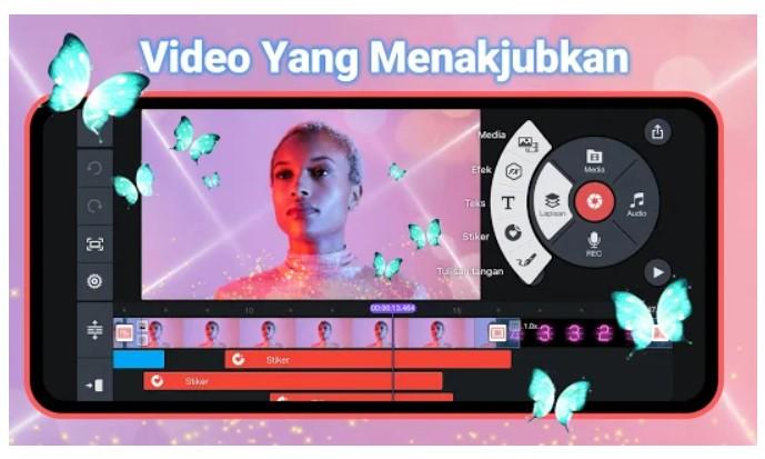 Aplikasi Mega Photo & Video Effects Editor -Mage