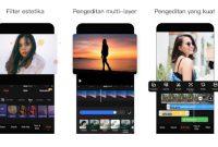 Aplikasi Free Vlog Maker, Music Video Editor - Pelicut
